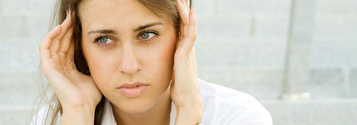 Chiropractic Minnetonka MN Worried Woman