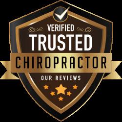 Chiropractic Minnetonka MN Trusted Chiropractor Badge